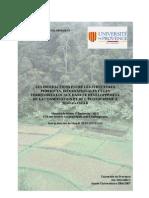 Mondialisation, l'exemple de la conservation à Madagascar...