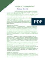 Resurrection Ou Ressuscitation - Ahmed Deedat.pdf
