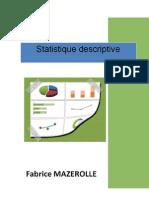 1- Cours de Statistique-Descriptive