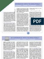 Technoliteracy Paper