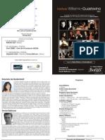 Festival Williams - Guastavino - Concierto Nro. 11