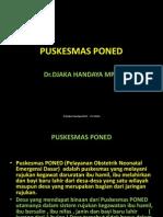 Puskesmas Poned 1.ppt