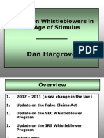 D Hargrove Slides (SBOT - Advanced Employment Law CLE Jan. 2013)