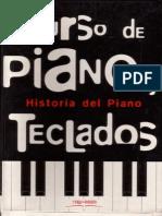 curso de piano e teclado