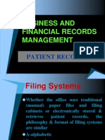 1. Business and Financial Records Management - Midterm