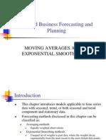 Moving Average Method