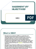 MANAGEMENT BY OBJECTIVES (MBO).pp