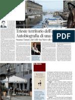 Un Dialogo Tra Claudio Magris e Susanna Tamaro - Corriere Della Sera 17.01.2013
