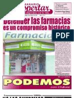 Semanario El Despertar, Edición N°17