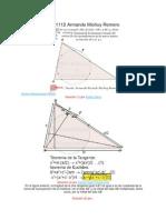 problema de geometria