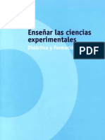Enseñar las ciencias experimentales Didáctica y Formación