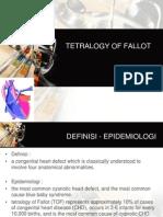 Css Tetralogy of Fallot Doddy