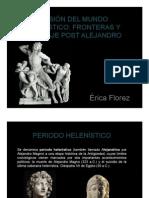Unidad 7 División del mundo helenístico - Érika Florez