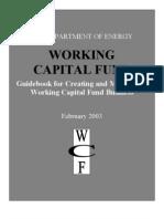 How to Create Working Capital