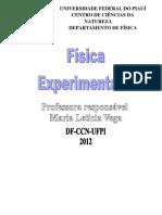 Apostila Fisica Experimental DF 2012 Final