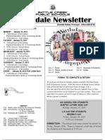 Newsletter 1.14.13