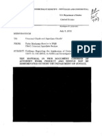 Department of Justice GPS tracking memo 2