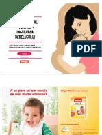10 pasi esentiali pentru ingrijirea bebelusului