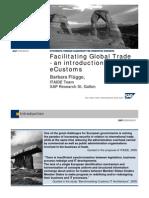Facilitating European Trade