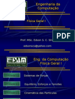 Slides Unidade IV - Dinâmica das Partículas