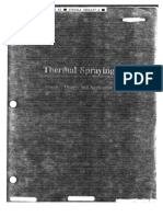 Thermal Spraying - Practice, Theory and Application - AWS