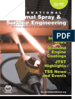 International Thermal Spray and Surface Engineering