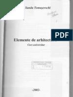 elemente de arhitectura