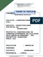 CERT 37 DISEÑO 210  DE MEZCLA PAMPANO RODRIGES