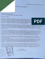 Comunicación del Frente Amplio Ambientalista al Parque Fundidora