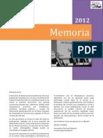 1er Seminario de Transparencia Proactiva. IFAI. Memoria.