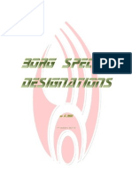 Borg Species Designations