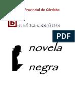 Guía de novela negra