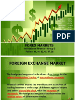 international forex