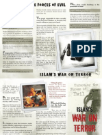 islam's war on terror