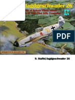 Staffel JG 26 Battle of Britain