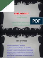 cdma security