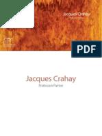 Jacques Crahay  Profession painter