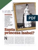A polêmica sobre o  Projeto de Beatificação da Princesa Isabel e a igualmente polêmica  Lei de Gerson