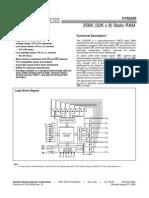 Cypress SRAM CY62256