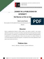 HACIA DONDE VA LA PUBLICIDAD EN INTERNET