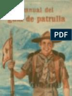 Guias - Manual Del Guia de Partulla