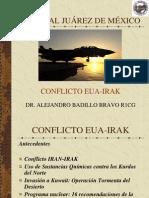 Conflicto EUA-IRAK