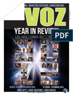 La Voz Rochester - January, 2013 edition