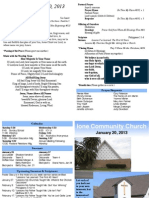 ICC Worship Bulletin 1/20