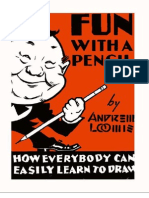 Andrew Loomis Fun With A pencil