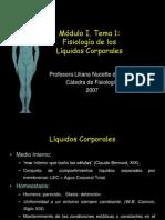 . Líquidos Corporales 2007 liliana