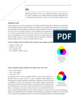 Color Secundario