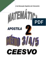 Apostila 2 - Módulos 3, 4 e 5