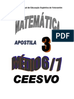 Apostila 3 - Módulos 6 e 7