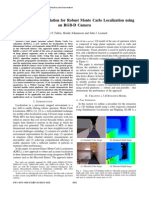 Efficient Scene Simulation for Robust Monte Carlo Localization using an RGB-D Camera